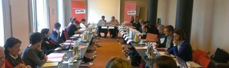 Klausur der Landtagsfraktion in Schönefeld