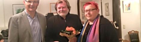 Nobert Kunz ist unser Kandidat für das Bürgermeisteramt in Falkensee
