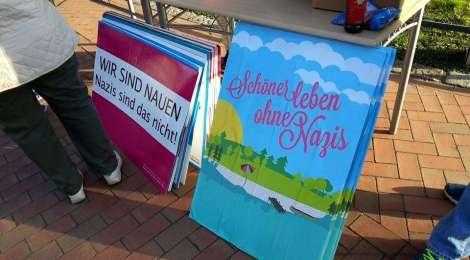 Fremdenfeindliche und neonazistische Veranstaltungen in Brandenburg