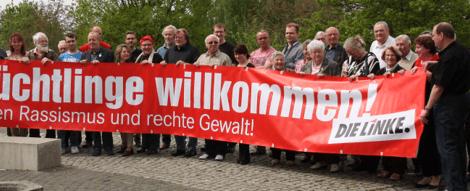 Flüchtlingspolitik in Brandenburg - Handreichung zum aktuellen Sachstand