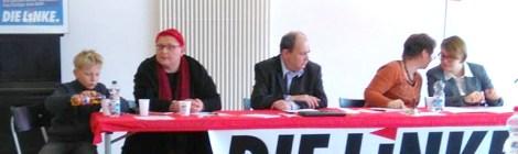 Kreisparteitag in der Uckermark mit Schwerpunkt Flüchtlingspolitik