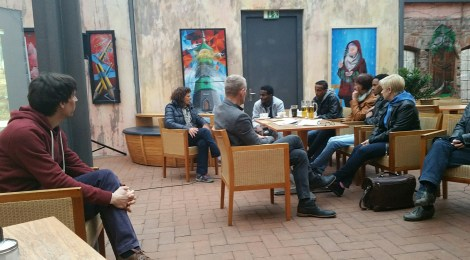 Ein Tag, zwei Veranstaltungen mit Jakob Preuss zum europäischen Grenzregime