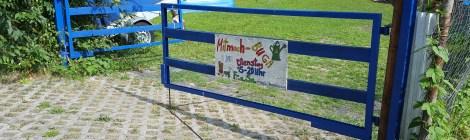 Wahlkreistag in Brandenburg a.d.H. - Sprechstunde, Wohnungsbaugesellschaft und Jugendclub