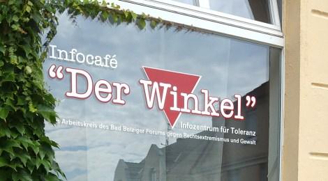 """Unterwegs in Potsdam-Mittelmark: Infocafé """"Der Winkel"""" und AAfV-PM"""