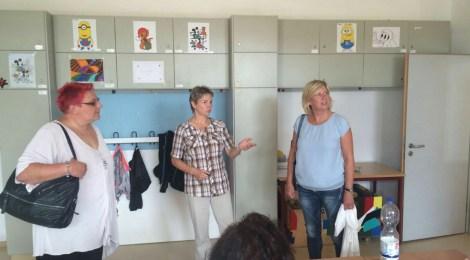 Schultour der Linksfraktion im Havelland