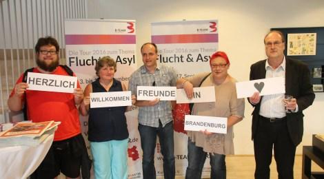 Auftakt der Interkulturellen Woche in Neuruppin