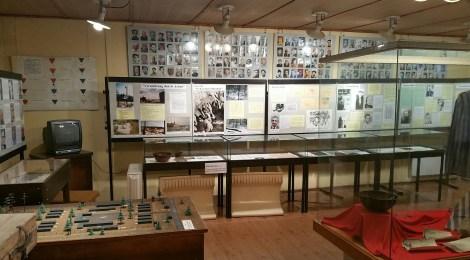 Besuche in den Gedenkstätten und dem Museum des KZ-Außenlagers Lieberose/Jamlitz
