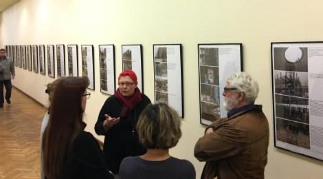 Fotoausstellung zur Reise in die Sperrzone von Tschernobyl eröffnet