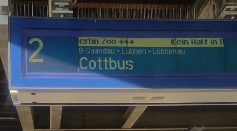 Besuch in der Polizeidirektion Süd und bei der Koordination Asyl der Stadt Cottbus