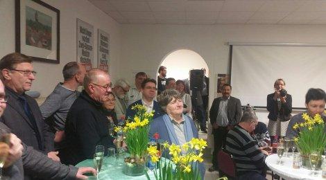 Frühjahrsempfang im Wahlkreis