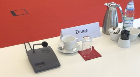 17. Sitzung vom 8. Dezember 2017 – Mehr Fragen als Antworten: Carsten Szczepanski und die Brandenburger Behörden