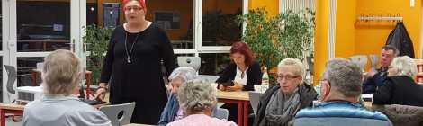 Soziale Gerechtigkeit und solidarisches Miteinander im Fokus - Andrea Johlige zur Direktkandidatin im Wahlkreis 5 gewählt
