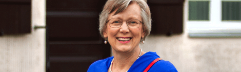 Johlige fragt… Margrit Gennburg zu ihrer Kandidatur für die Gemeindevertretung Wustermark