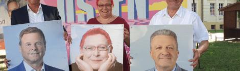 Pressemitteilung: LINKE Havelland startet den Wahlkampf