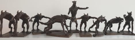 Konstituierende Sitzung des Landtages - Die Wölfe sind wieder da und nicht alle stört´s