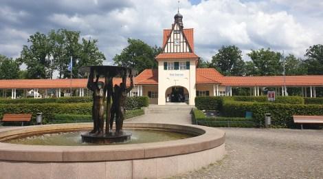 Sommer, Sonne, Sommertour... Besuche bei der linken Bürgermeisterin in Müncheberg, der Integrationsbeauftragten des Landeskreises Märkisch-Oderland und dem linken Bürgermeister in Bad Saarow