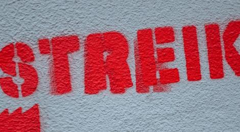 Presseerklärung:  Solidarität mit den Streikenden im ÖPNV!