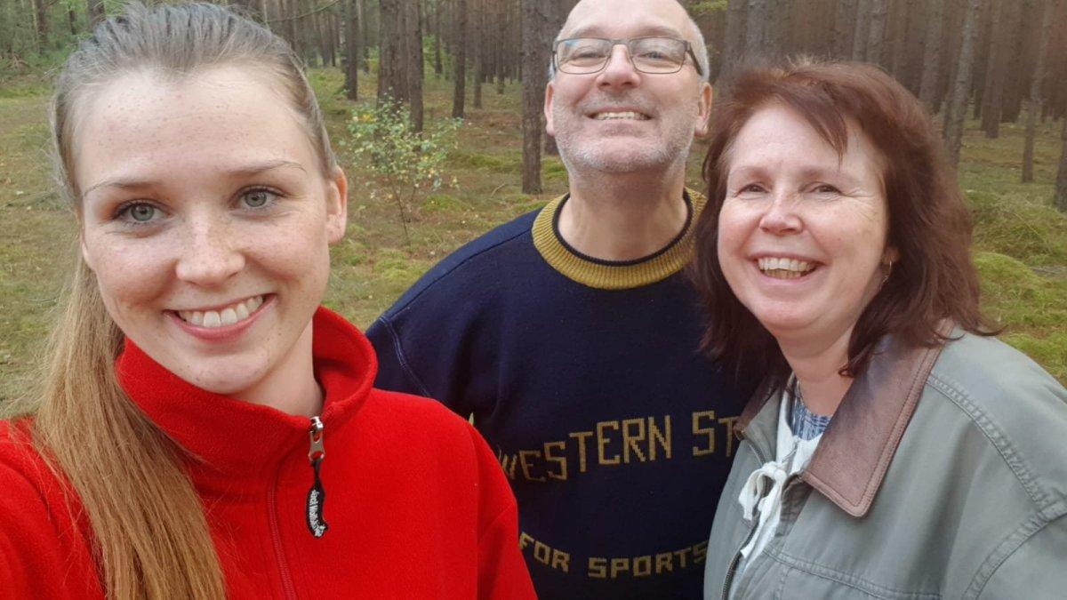 Herbstwochenende mit Familie