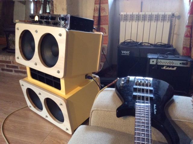 Making A Bass Guitar Cabinet | memsaheb.net