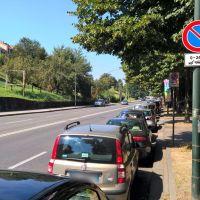 Divieto di sosta in Corso Appio Claudio: a che pro?