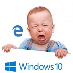 Microsoft Edge sucks