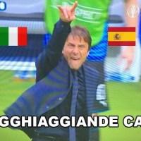 ITALIA SPAGNA - AGGHIAGGIANDE CAM mi piacque su YouTube