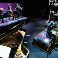 La canzone dei vecchi amanti,Franco Battiato live a Segesta.wmv mi piacque su YouTube