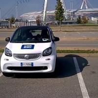 Nuova Smart Fortwo car2go - Tutorial inizio noleggio