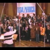 "The Making of ""We Are the World"" - USA for Africa - 1985 mi piacque su YouTube"