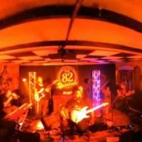 Ike Willis & Ossi Duri feat. Jacopo Coretti (drums) | Cosmik Debris (Frank Zappa) 360° live @Pub82 - VIDEO