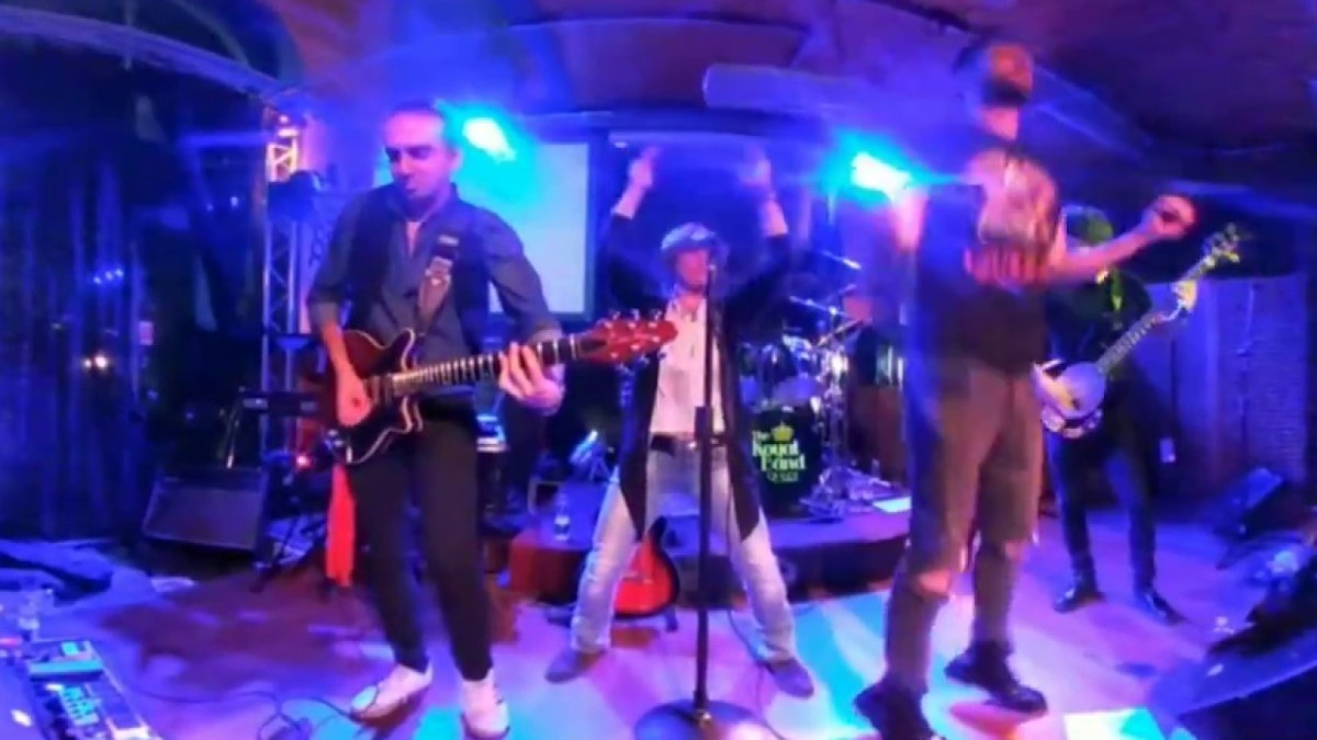 The Royal Band (Queen tribute band) live 360° - Torino, 23 marzo 2018 - VIDEO