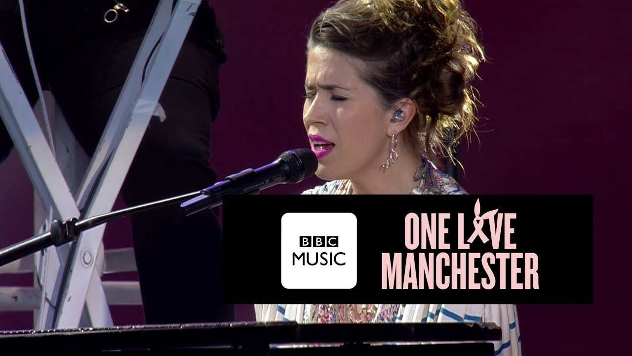 Imogen Heap – Hide and Seek (One Love Manchester) (YouTube)