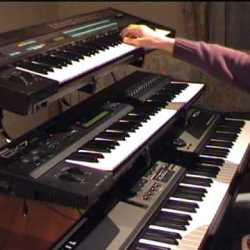 "DX5 playing Bronski Beat ""Smalltown Boy"" (YouTube)"