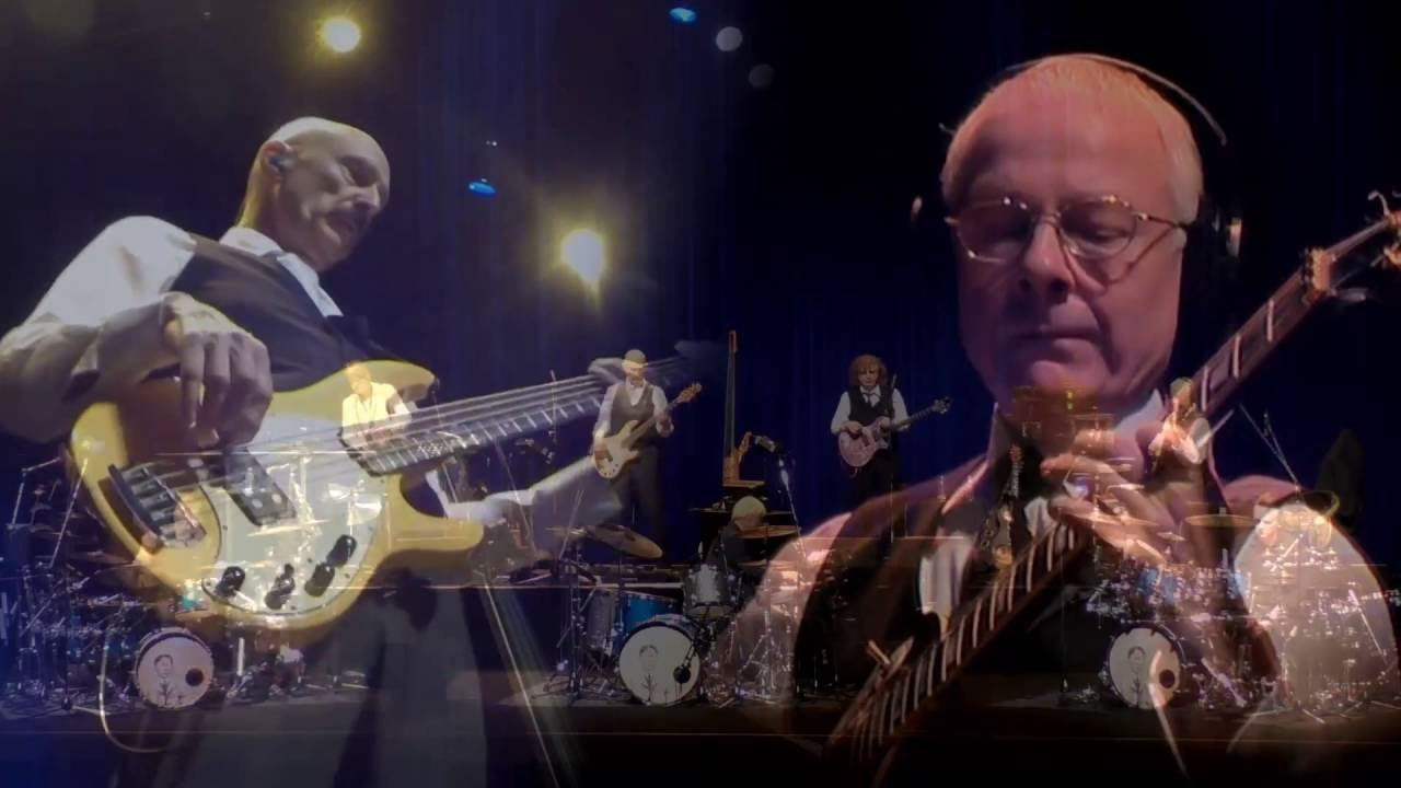 King Crimson – Starless (YouTube)