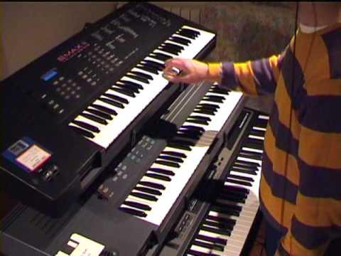 "Me playing Depeche Mode ""Blasphemous Rumours"" (YouTube)"