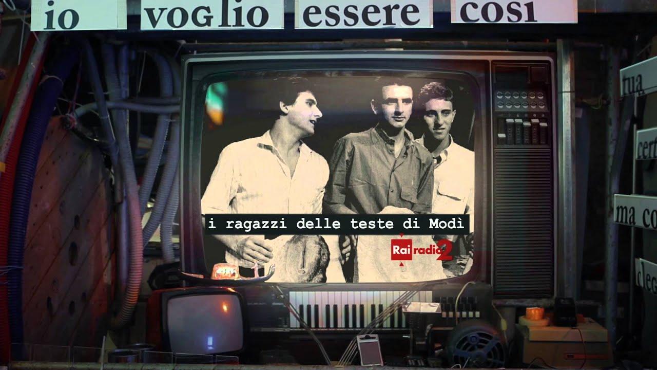 CAPAREZZA – TESTE DI MODI' – Lyric Video (YouTube)