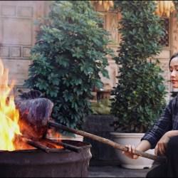 烧个猪头,做一道云南过年菜:萝卜干猪头肉【滇西小哥】 (YouTube)