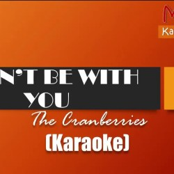 [KARAOKE]I can't be with you - The Cranberries (YouTube)