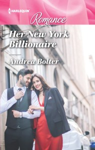 Andrea Bolter's My New York Billionaire book cover