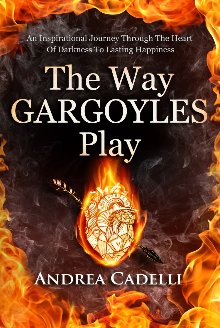new book release, the way gargoyles play, andrea cadelli, must read books, memoir, book reviews