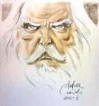 ODINO - watercolor - 2012
