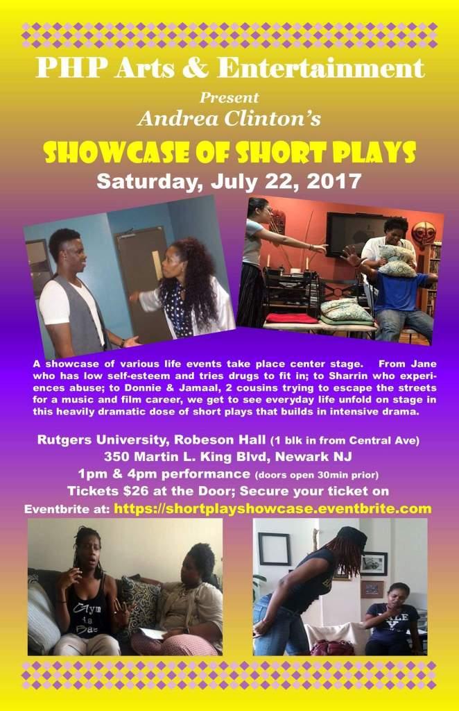 Showcase of ShortPlays