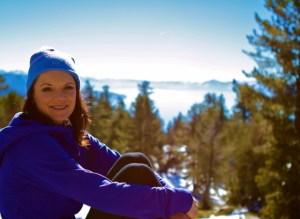 Mount Rose and Lake Tahoe