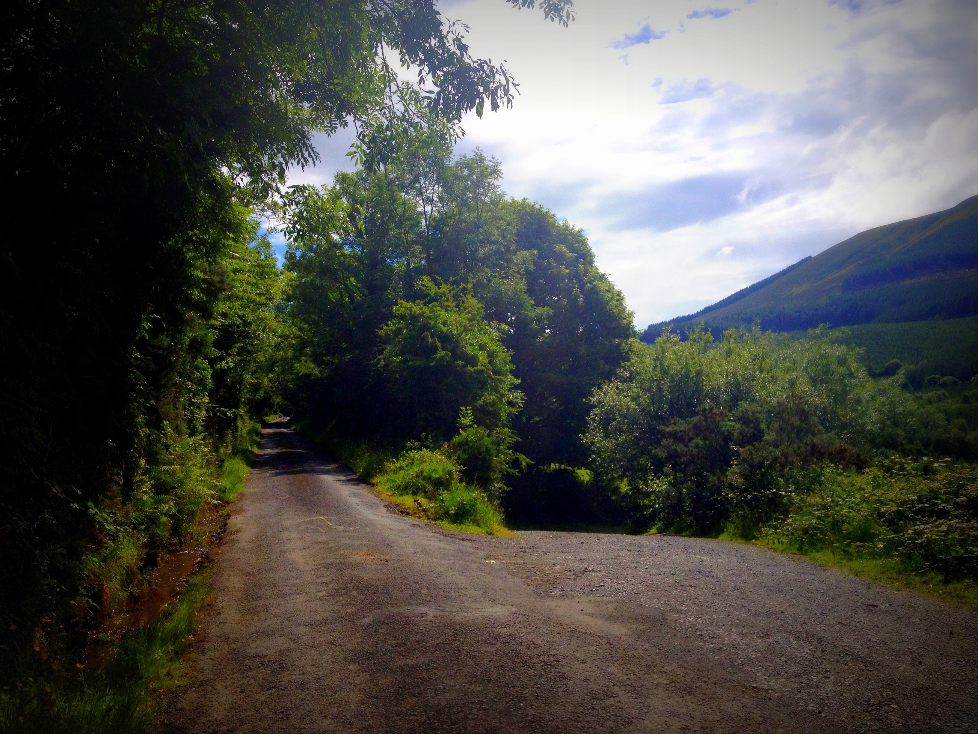 Stunning cycle around foot of Keeper Hill, North Tipperary