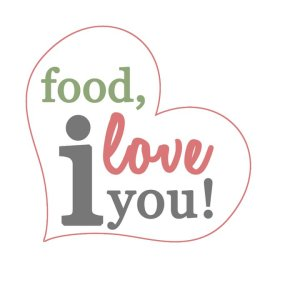 i love you food