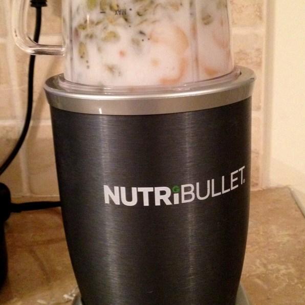 Blitzing in the NutriBullet