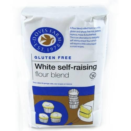 G-F self-raising flour