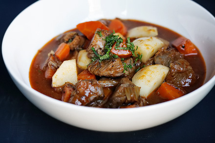 Stews & Meaty Nourishing Broths