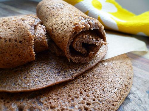 Iron-rich gluten free Ethiopian Injera