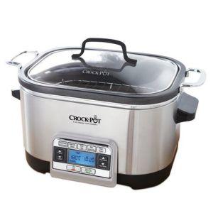 Slow cooker black bean vegetable tagine